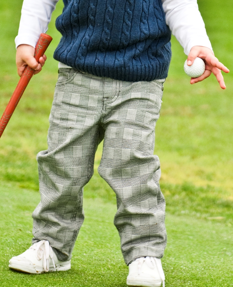 boys golf style pants
